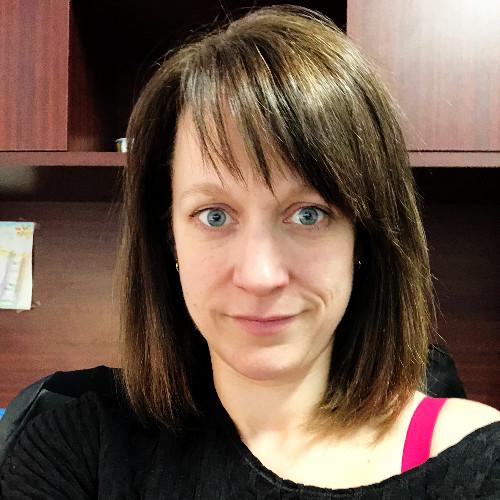 Caroline Cyr, Directrice des processus d'affaires