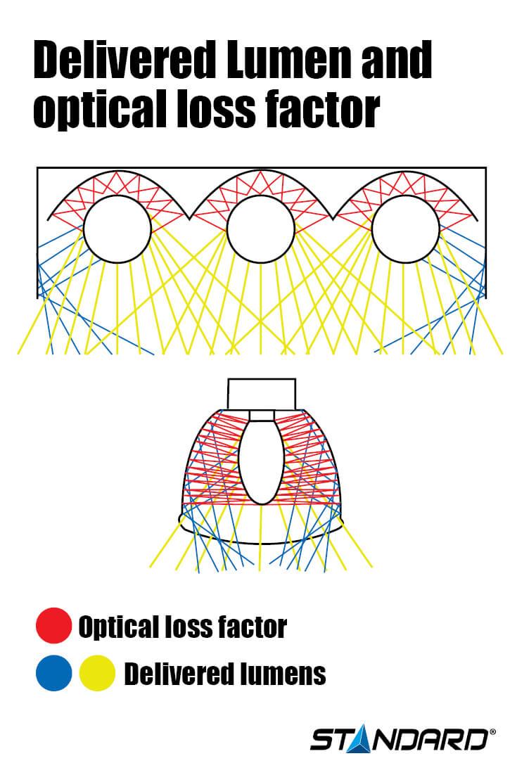 Lumen delivered infographic