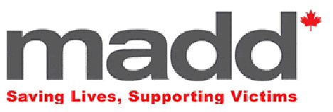 MADD CANADA - MOTHERS AGAINST DRUNK DRIVING