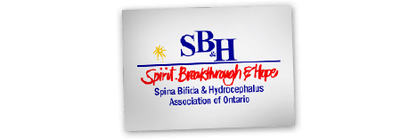 SPINA BIFADA & HDROCEPHALUS ASSOCIATION OF CANADA