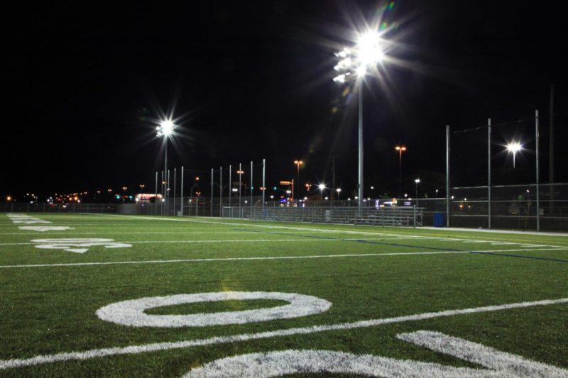 Gatineau football field