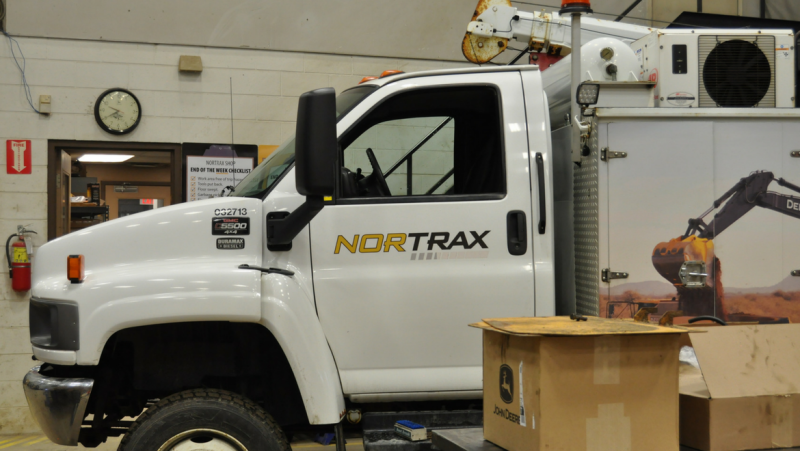 NORTRAX FACILITIES IN ONTARIO