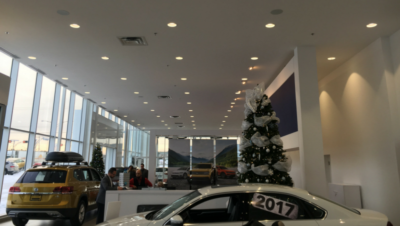 SAGUENAY VOLKSWAGEN CAR DEALERSHIP