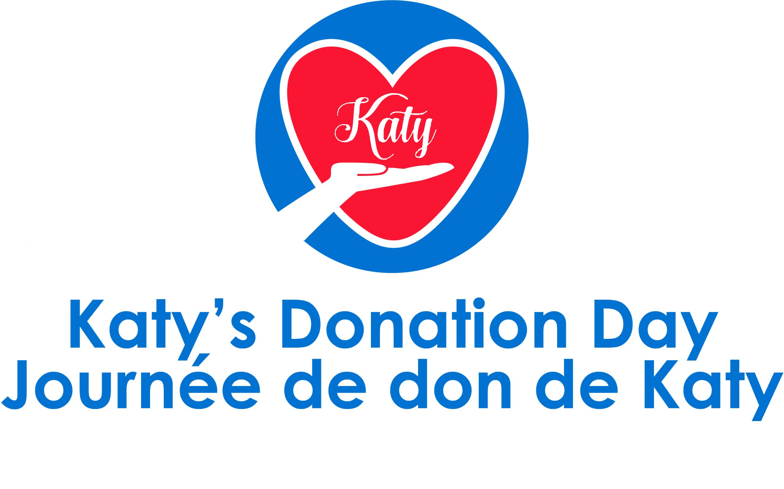 Katy's Donation Day Web Banner