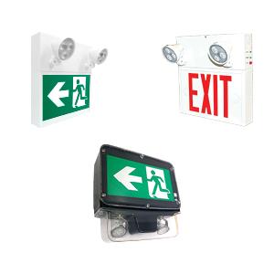 Emergency Lighting Combo