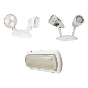 Emergency Lighting Remote Heads