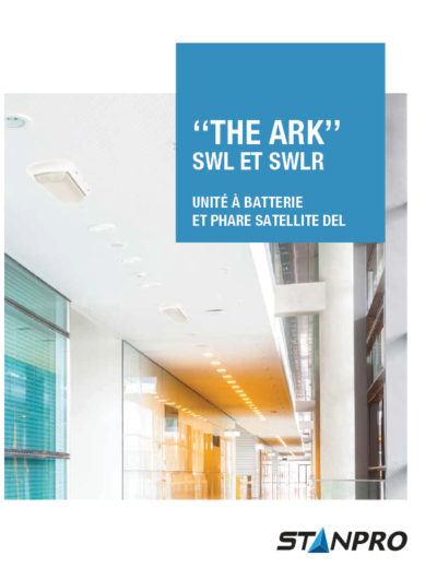 Brochure « The ark »