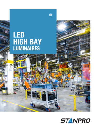 LED High Bay Luminaires Brochure