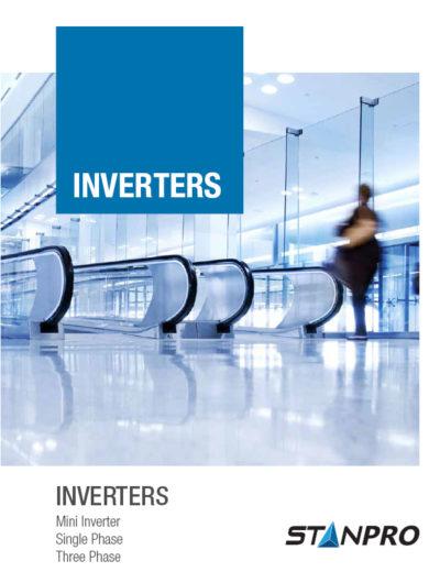 Inverters Brochure