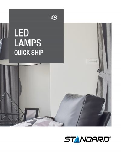 Quick Ship LED Lamps