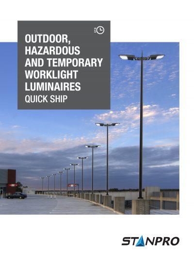 Outdoor Worklight Luminaires