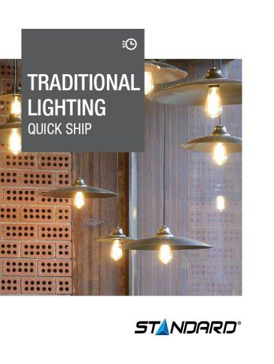 Quick Ship Catalogue Traditional Lighting