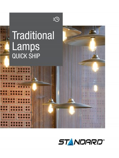 Quick Ship Traditional Lamps