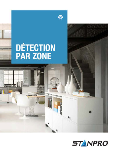 Brochure Détection de zones