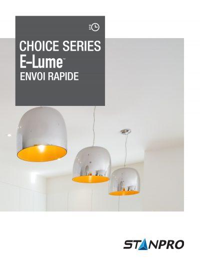 Série Choix E-Lume Envoi Rapide