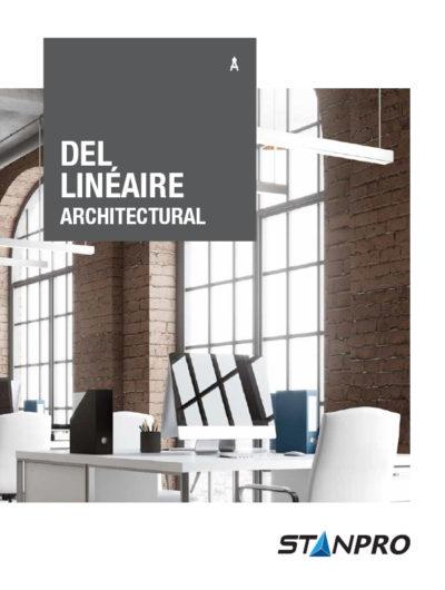 Brochure DEL Linéaire architectural